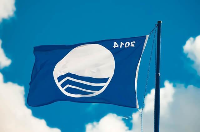 Pavillon Bleu : les plages d'Agon-Coutainville récompensées pour leur propreté
