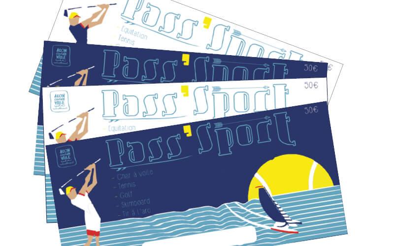 Le Pass'sport, une nouveauté pour découvrir le monde du sport