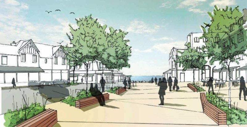 Découvrez les projets d'aménagements urbains de la Station