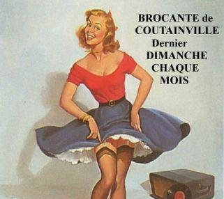Brocante de Coutainville