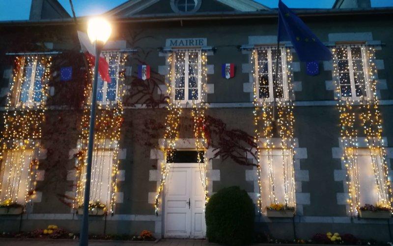 Fermeture de la mairie : 24 et 31 décembre