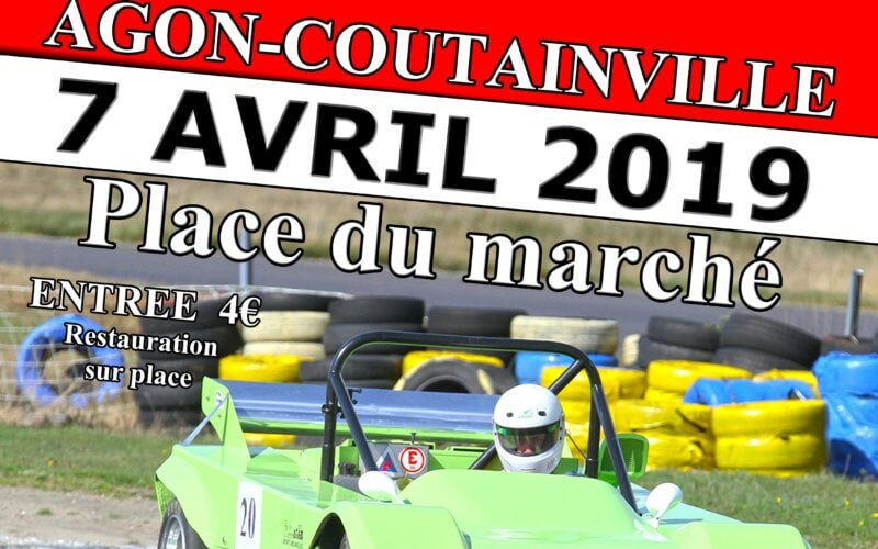 15ème Slalom d'Agon-Coutainville