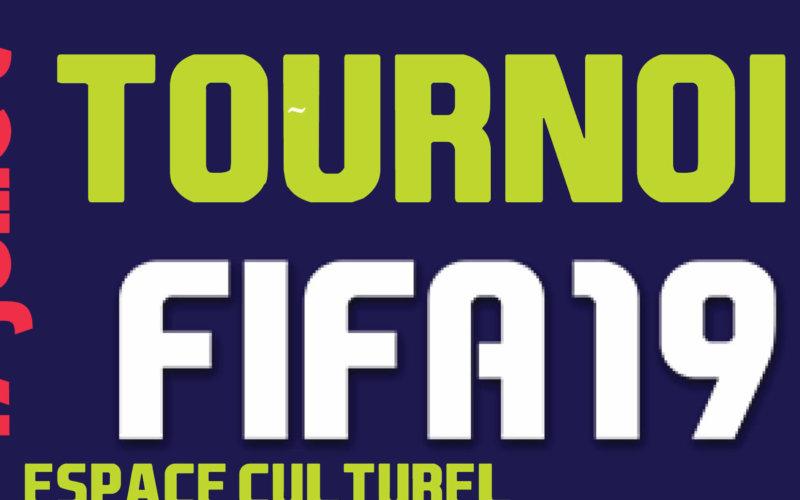 Tournoi FiFa19 : c'est complet !
