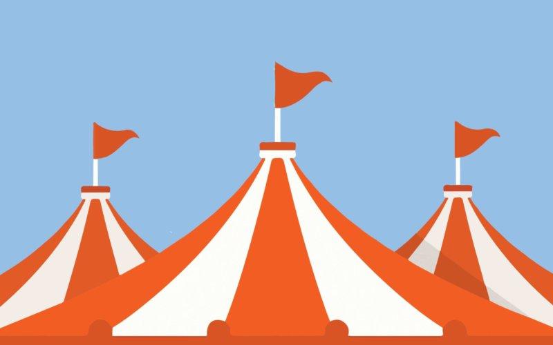 Réservations Stage Cirque 2019