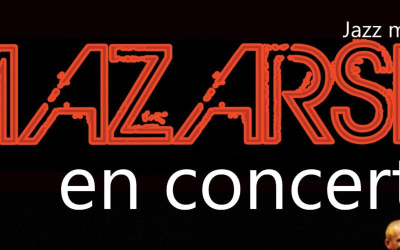 Concert à l'espace culturel
