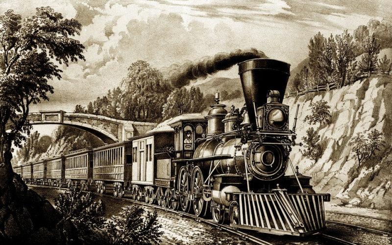 L'histoire du chemin de fer dans les îles anglo-normandes