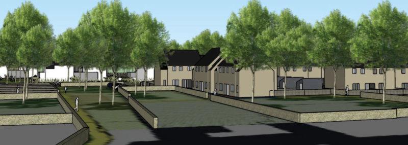 Signature pour l'urbanisation du Hameau Cochard