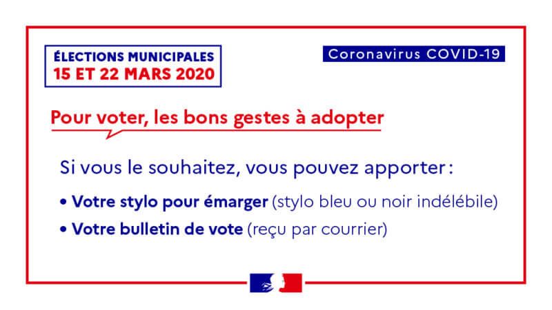 ÉLECTIONS MUNICIPALES : Second tour