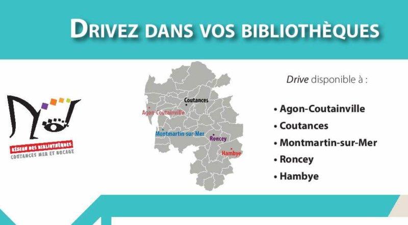 Bibliothèque (en drive)