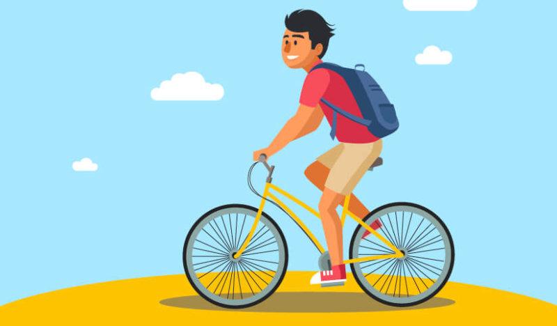 Balade à vélo (côté terre) ANNULÉ