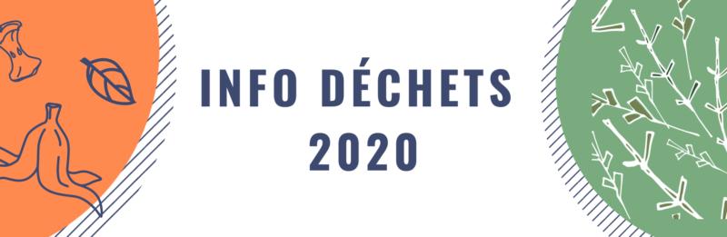 Info Déchets 2020
