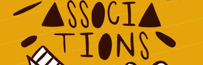 Inscription des associations au forum