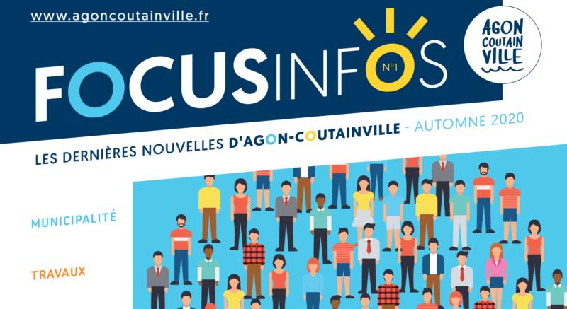Découvrez le «Focus Infos» d'Agon-Coutainville