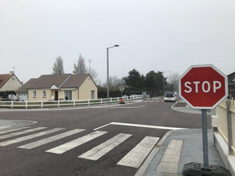 Avenue du Passous : modifications des intersections