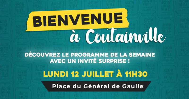 Bienvenue à Coutainville