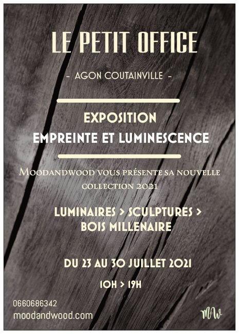 Exposition «Empreinte et Luminescence»