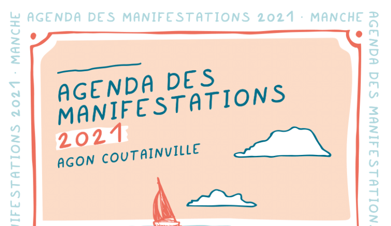 Agenda : disponible à l'office de tourisme et à la mairie !
